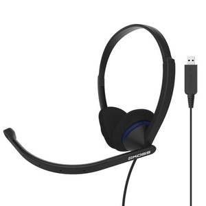 Premium USB Headphones with Microphone Stereo Headset