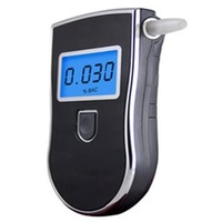 Alcohol Breath Tester with LCD Display