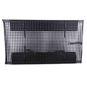 12mm HDPE Mesh Oyster Bag Basket with Foam Floats