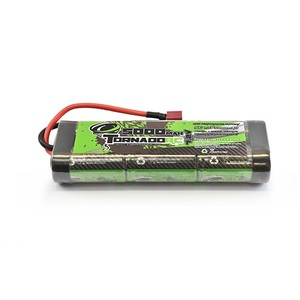 7.2V 5000mAh Ni-Mh Battery Pack with Deans Connector