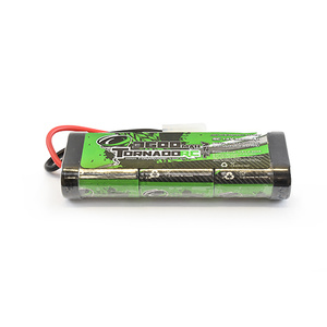 7.2V 3600mAh Ni-Mh Battery Pack with Tamiya Connector