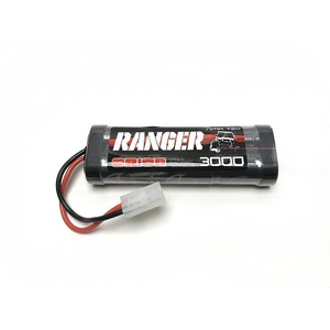 7.2V 2400mAh Ni-Mh Battery Pack with Deans and Tamiya Connector