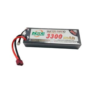 7.4V 3250mAh LiPo 2S Battery Pack with Deans Connector