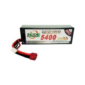 11.1V 5400mAh LiPo 30c Battery Pack with Deans Connector