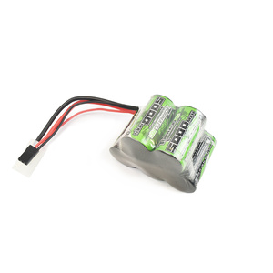 6V 5000mAh Ni-Mh Battery Hump Pack with JR Connector