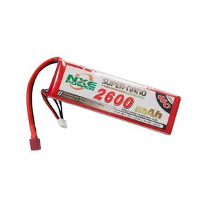 11.1V 2600mAh LiPo 3S Battery Pack with Deans Connector