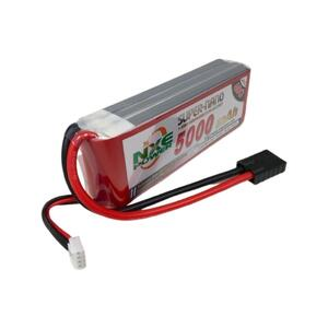 11.1V 5000mAh LiPo 3S Battery Pack with Traxxas Connector
