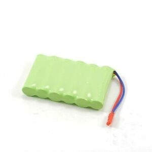 7.2V 400mAh Ni-Mh Battery Pack with JST Connector