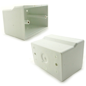 Wall Plate Surface Mount Box