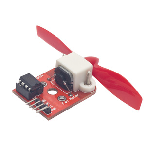 DC Fan Propeller Module for Arduino Projects