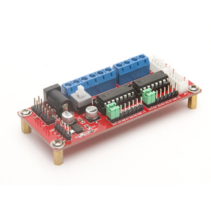 4 Wheel Drive Motor Driver Module for Arduino Projects