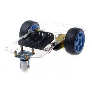 Arduino Basic 2 Wheel Drive Motor Chassis Kit