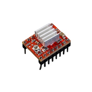 3D Stepper Motor Driver Module for Arduino Projects