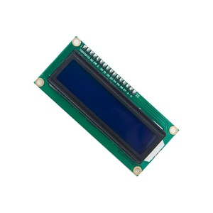 2 x 16 LCD Display Module with I2C Interface for Arduino