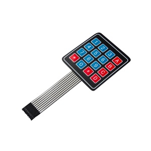 4 x 4 Membrane Keypad for Arduino Projects
