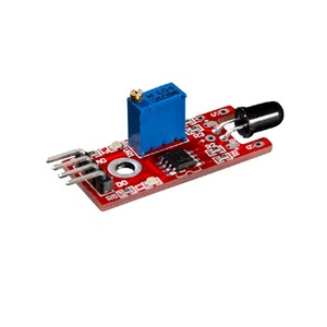 Flame Detector Sensor Module for Arduino Projects