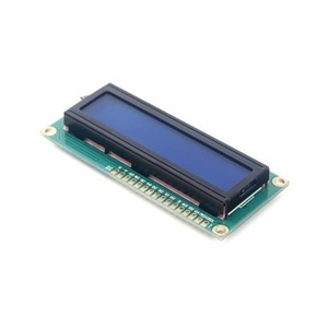 LCD 1602 Module for Arduino and Raspberry Pi Projects