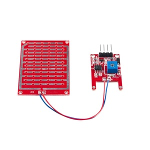 Rain Drop Water Sensor Module for Arduino Projects