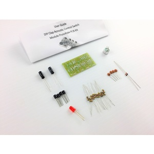 DIY Clap Acoustic Control Switch Module Kit