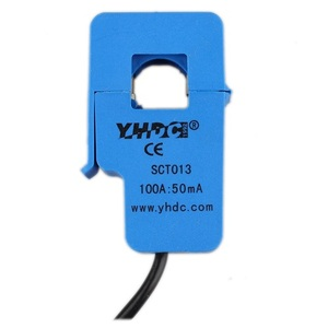 100A Split Core Non-Invasive Current Sensor Transformer