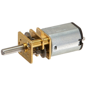 12V DC Brushed Motor with 100:1 Metal Gearbox