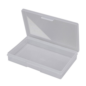Clear Compartment Storage Box - Small 188x118x31mm