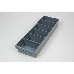 Spare Part Tray - 600 x 200 x 100mm - Grey