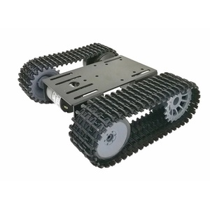 Robot Tank Tracked Chassis Kit for Arduino