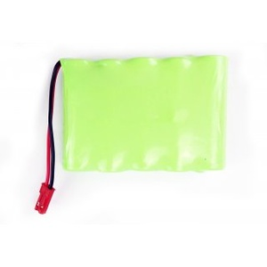 Rechargeable Ni-cd Battery 6V 500mAh for 2WD Monster truck