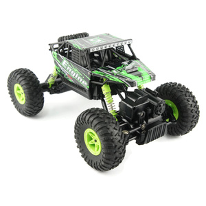 RC 4WD Rock Crawler Truck 1:18th 2.4GHz Digital Proportion Control WLtoys 18428