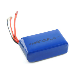 Rechargeable Lithium Battery 7.4V 1100mAh for WL A949, A959, A979 and K929