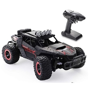 RC Off Road Rechargeable Truck 1:16th 2.4GHz Digital w/ 2 Batteries