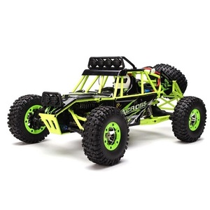 1:12 4WD RC Rock Crawler Truck with LED Lights - WL Toys 12428