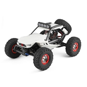 1:12 4WD RC Rock Crawler Truck with LED Lights - WL Toys 12429