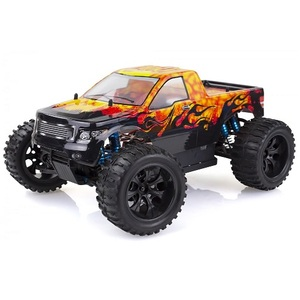 HSP 1:10 Lion Electric Brushless 4WD Off Road RTR RC Truck