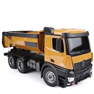 RC Dump Truck 1:14 Construction Scale Model