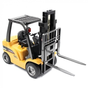 RC Forklift 1:10 Construction Scale Model