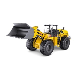 RC Bulldozer Front Loader 1:14 Die-Cast Construction Scale Model