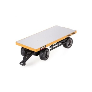 Flatbed Trailer 1:10 Construction Scale Model
