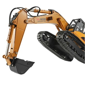 RC Excavator 1:16 Construction Scale Model WL Toys 16800