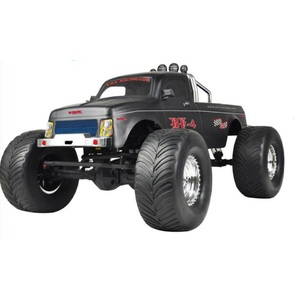 Rock Monster 1:10 4WD Off Road RC Monster Truck Rock Crawler