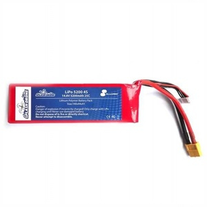 4S 16.8V 25C 5200mAh Lipo Battery for Splash Drone 3