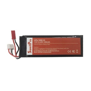 2S 2300mAh Lipo Battery for Splash Drone 3/3+ Remote Controller