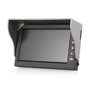 "FPV 5.8GHZ 5"" LCD Receiver Screen and Goggles Kit"