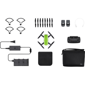 DJI Spark Quadcopter Drone - Meadow Green Fly More Combo