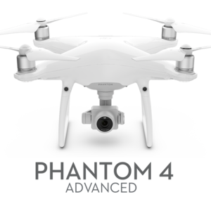 DJI Phantom 4 Advanced Drone with Backpack