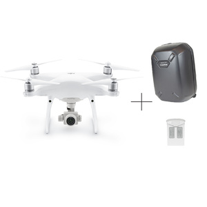 DJI Phantom 4 Advanced Drone - Essentials Combo
