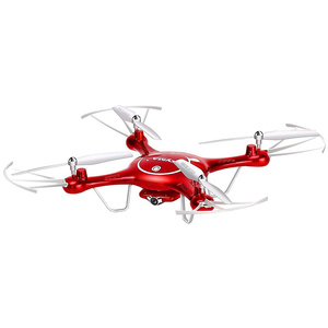 RC Wi-Fi FPV Beginner Drone with 720p HD Camera Syma X5UW