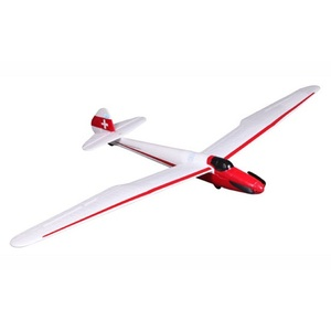 RC 4 Channel Plane Glider - Moa 1500mm FMS