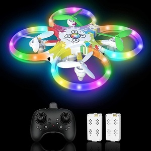 LED Sensor RC Drone and 2 x Batteries
